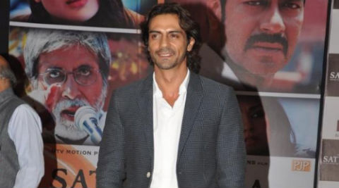 Arjun Rampal has apparently not cleared the outstanding rent of Rs. 2 crores of LAP. (Photo: Varinder Chawla)