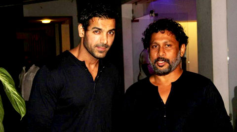 Shoojit says the script is a wedding gift to Abraham.