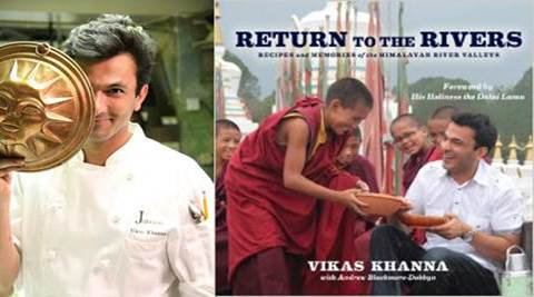 Vikas Khanna's new book will cost Rs 2,275