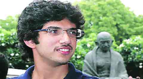 Despite promoting Aditya Thackeray as a youth leader, Sena's students' wing stayed away from the polls.