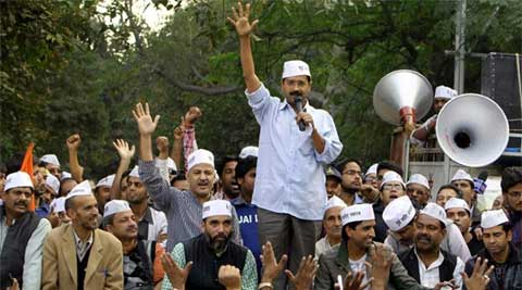 """Philosophically, Kejriwal draws inspiration from """"ancient"""" India. (PTI)"""