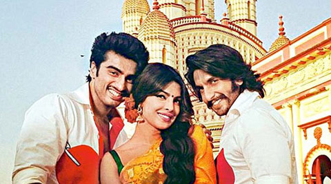'Gunday' has been widely promoted by the trio and has made a strong preliminary impression in the audience's minds courtesy it music – 'Tune Mari Entryaan, Asalaam-E-Ishqum, Jashn-e-Ishqka' -- which is topping the charts.
