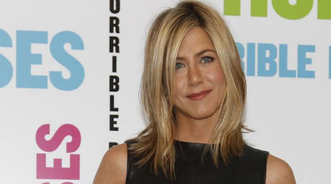 Jennifer Aniston recently starred in 'We're the Millers' alongside Jason Sudeikis, Emma Roberts and Will Poulter. (Reuters)