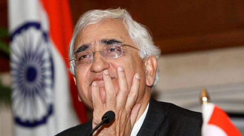 ndia fully shares the continuing global concern on possible breaches of nuclear security, said Khurshid, who is heading the Indian delegation to the two-day summit.