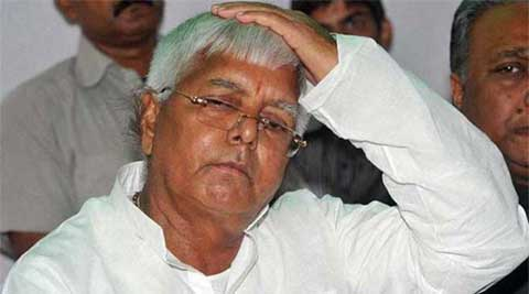 The move comes as a major blow to Lalu Prasad ahead of the Lok Sabha elections. (PTI Photo)
