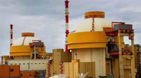 The commissioning of the plant was delayed considerably due to the protest spearheaded by the People's Movement Against Nuclear Energy. (PTI)