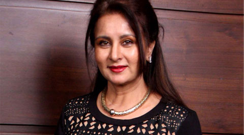 Poonam Dhillon recently made a comeback with TV serial 'Ek Nayi Pehchaan'.