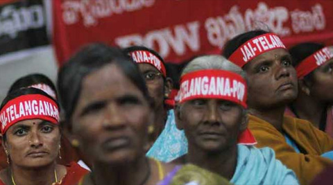 The GoM has cleared the draft Telangana Bill. It will be placed before the Union Cabinet in the next meeting. (Reuters)