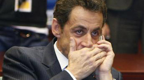 The detention of Sarkozy, a right-winger who led France from 2007 to 2012, comes a day after investigators took his longtime lawyer Thierry Herzog and two magistrates into custody.