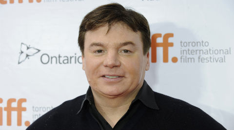 Mike Myers cancelled an appearance at the Miami International Film Festival in Florida. (Reuters)