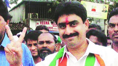 NCP MP Sanjay Dina Patil from Mumbai. (Indian Express)