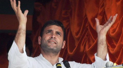 In Gujarat, one would not find an RTI commissioner or a Lokayukta, claimed Rahul Gandhi. (AP)