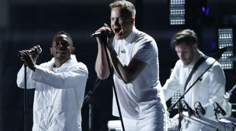 Imagine Dragons lead this year's nominees with 12 nods in all, with specific categories including Artist of the Year and Top Duo/Group, reported Ace Showbiz. (Reuters)