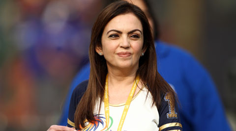 Nita Ambani (IE Photo)