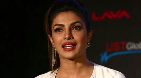 Priyanka was part of a session titled -- 'Girl Rising Project' on the third day of IIFA awards.