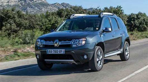 The combined production of Renault and Dacia branded Dusters has already crossed one million vehicles worldwide. (Express)