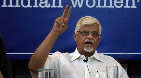 """About Prime Minister's relationship with the National Advisory Commission, Baru said Singh """"accepted it as a political necessity."""""""