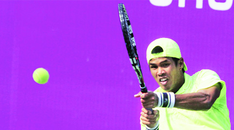 Somdev was tested by South Korea's Hyeon Chung before he helped India to victory in the first singles rubber on Friday.