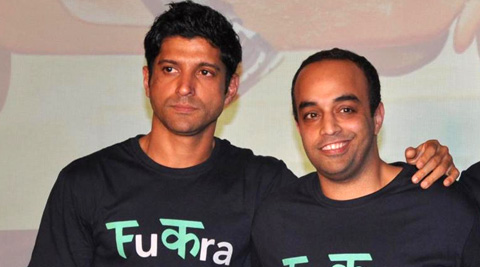 His upcoming films will be produced by Farhan Akhtar's Excel Entertainment.