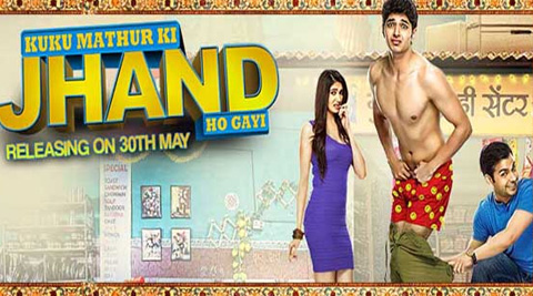 Movie Review Kuku Mathur Ki Jhand Ho Gayi: The lines are authentic, and some raise laughs.
