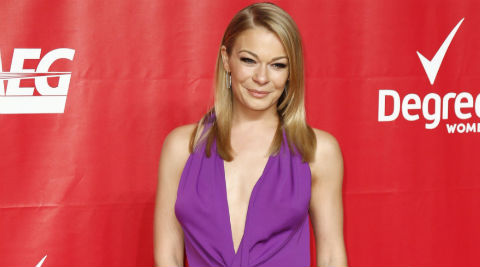 LeAnn Rimes says she and her husband Eddie Cibrian have faith in their relationship. (Source: Reuters)