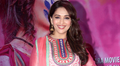 Madhuri Dixit had no interest in joining films initially.