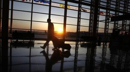 The old airport at Begumpet was called NTR International Airport. (Source: Reuters)