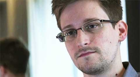 Edward Snowden. (source: Reuters/File)