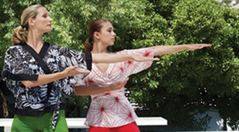 """According to the study authors, Tai Chi """"has been confirmed to benefit"""" patients with mild to moderate Parkinson's disease and fibromyalgia."""