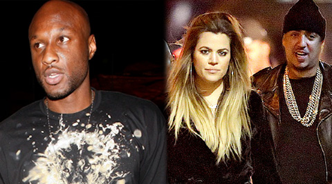 Lamar Odom is reportedly jealous of former wife Khloe Kardashian's new relationship.