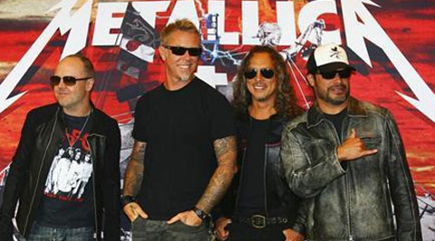 Rock legends Metallica have revealed that they won't be able to perform into their 70s like The Rolling Stones, due to the intensity of their live shows.