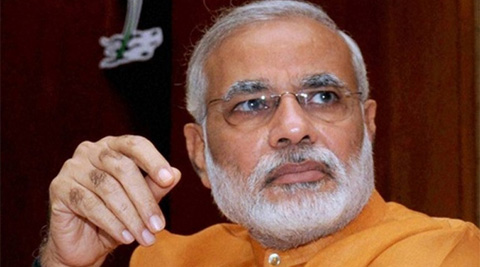 Narendra Modi says states should set up special courts for speedy trial of hoarders and black-marketeers.