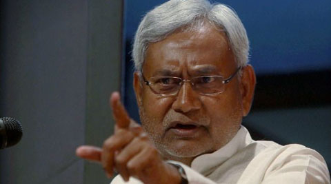 A dedicated track is needed for a bullet train to run for which a huge amount of land is needed too, Nitish said.