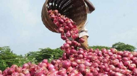 The government has allowed farmers to sell the produce in open markets.