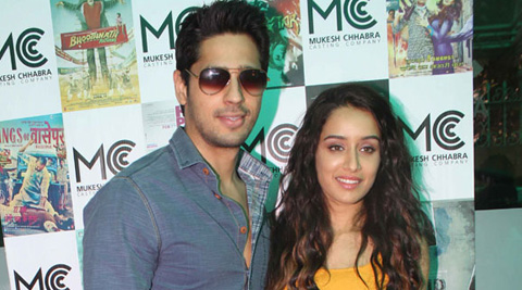 Shraddha Kapoor  is very excited about the release and she is going all out to promote it.