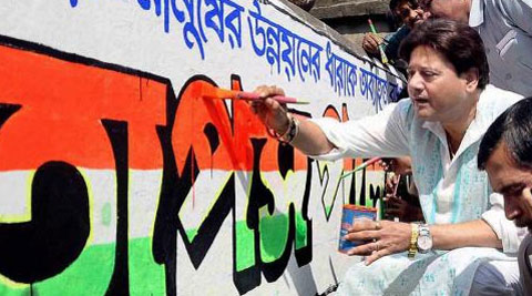 Political parties condemned the remarks by Trinamool Congress MP, Tapas Pal.