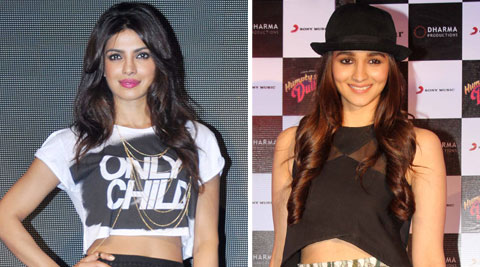 """I think the one person who has done our country and the industry proud is Priyanka Chopra,"""" said Alia Bhatt."""