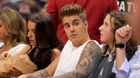 Pop sensation Justin Bieber has pleaded no contest to a misdemeanour vandalism charge after he was accused of pelting his  neighbour's house with eggs.  (Source: AP)