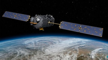 NASA expects about 100,000 of the satellite's data snapshots from around the world daily will be sufficiently cloud-free to be useful. (Source: AP)
