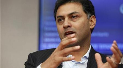 As CEO of SoftBank Internet and Media, Nikesh Arora is charged with investing in and operating media and digital media companies. (Reuters)
