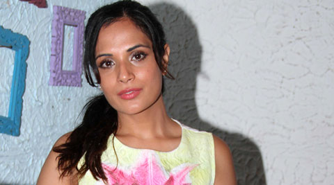 Richa Chadda, who stars in the play 'Trivial Disasters', says performing in front of a live audience is a tough and challenging job.