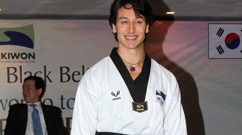 Tiger Shroff: I've been a disciplined student of the martial arts from my childhood.
