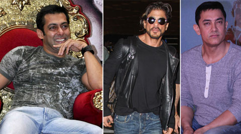 The onus is on superstars Shah Rukh Khan and Aamir Khan to turn an average year into a blockbuster in the last quarter, say trade analysts.