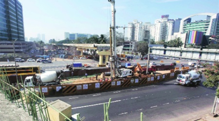 The 3.25-km stretch will connect commuters from the arterial SV Road to Western Express Highway.
