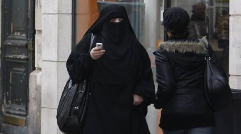 Would the right to wear a veil be protected by the freedom of religion guaranteed under Article 25 of our Constitution? (Source: Reuters)