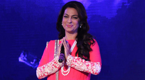 Juhi feels roles for older actors are well written in Hollywood.