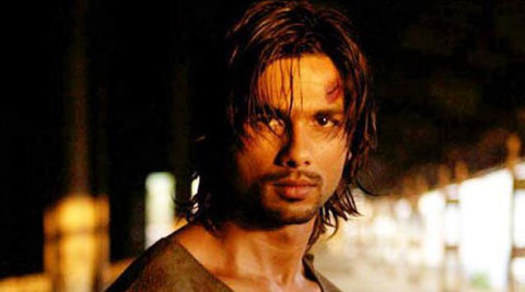 Shahid collaborated with Vishal Bharadwaj for the first time in 2009 for 'Kaminey' .