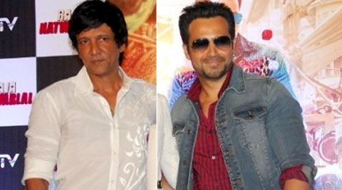 """""""Emraan is a very cool person,"""" says Kay Kay Menon."""