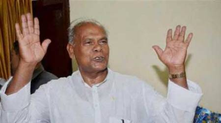 Chaudhary should not go outside the country when Patna is battling waterlogging in majority areas for the past many days, said Manjhi.