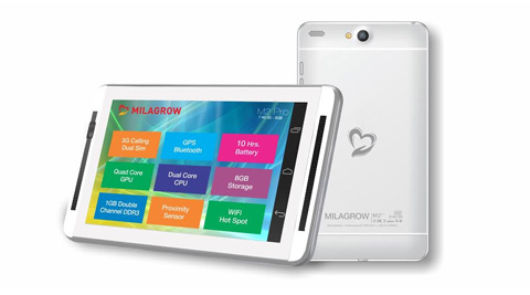 The M2Pro series runs Android 4.2 Jelly Bean OS